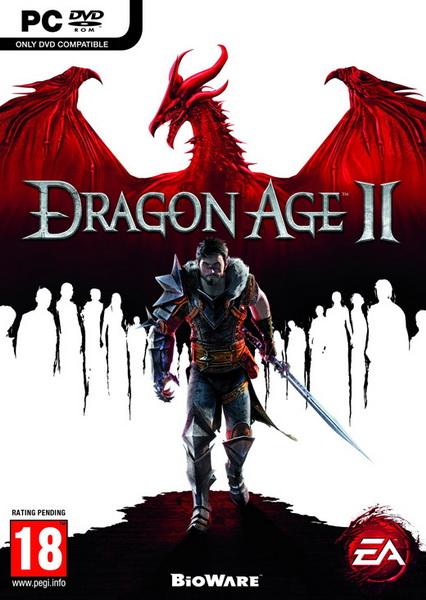 Dragon Age II PL (2011) + Instrukcja