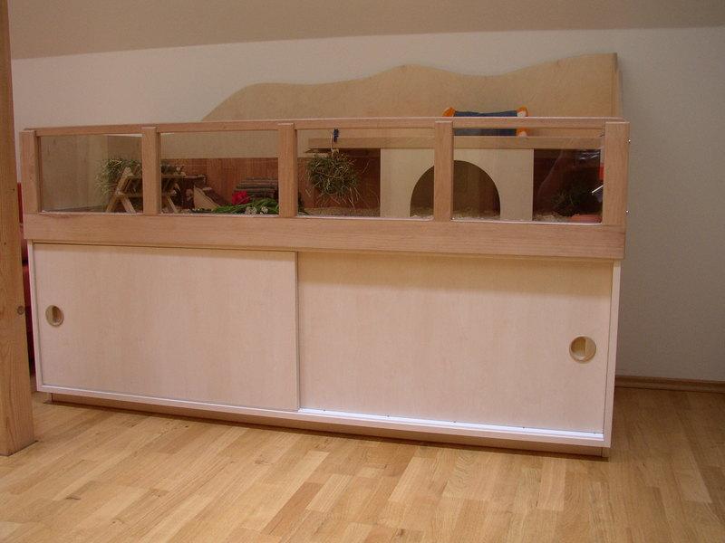 unser eigenbau endlich fast fertig fotos. Black Bedroom Furniture Sets. Home Design Ideas