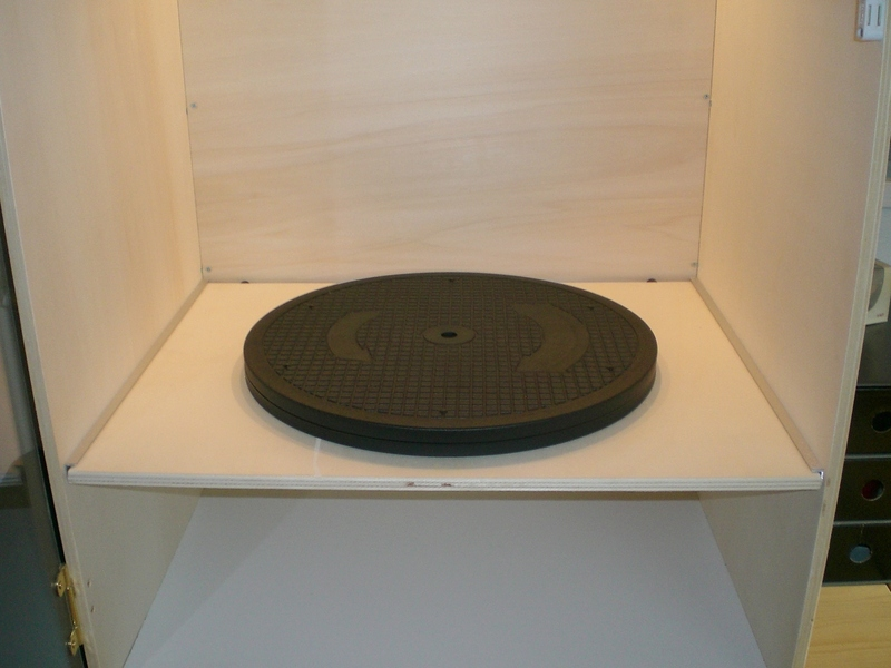 lackierkabine f r den hausgebrauch modelcarforum. Black Bedroom Furniture Sets. Home Design Ideas