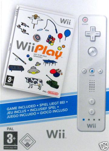 Wii Play mit Wii Remote