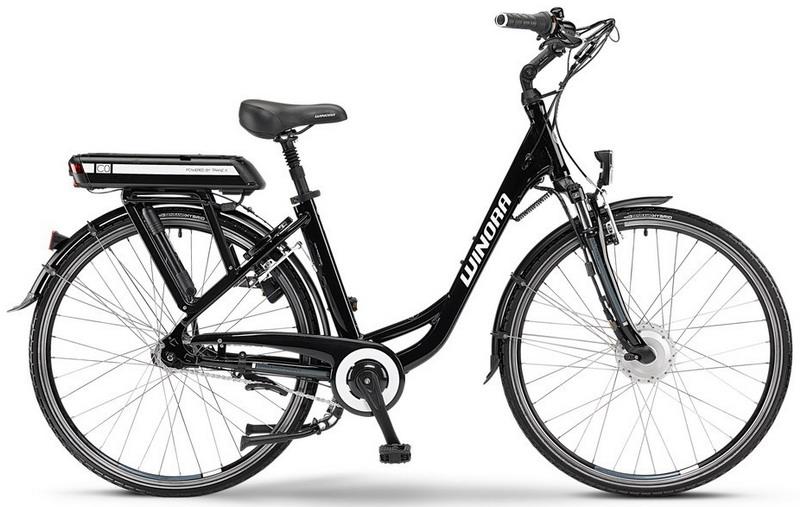 winora c0 26 zoll e bike elektro fahrrad pedelec rh 46. Black Bedroom Furniture Sets. Home Design Ideas