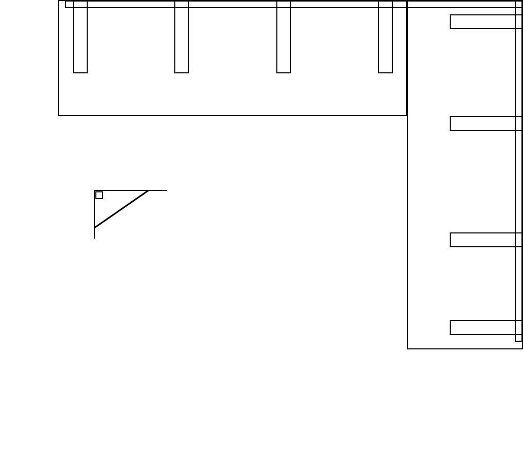 wandmontage eck schreibtisch woodworker. Black Bedroom Furniture Sets. Home Design Ideas