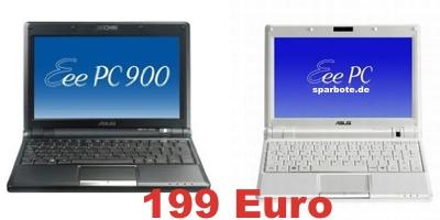 Eee PC 900A bei Amazon nur 199 Euro