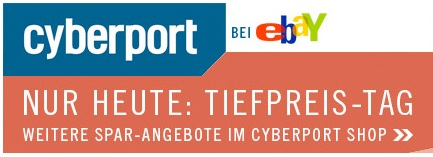 Anzeige ebay Cyberport
