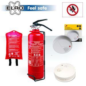 Elro Feuerschutzset