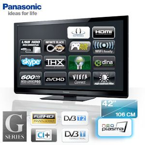 Panasonic Smart VIERA TX-P42G30