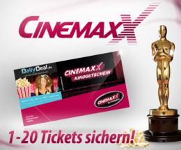 Cinemaxx Anzeige DailyDeal