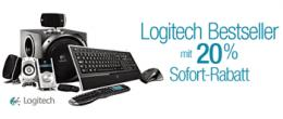 Anzeige Amazon Logitech Aktion
