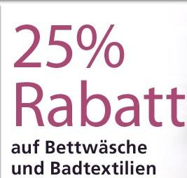 Rabatt Anzeige Neckermann