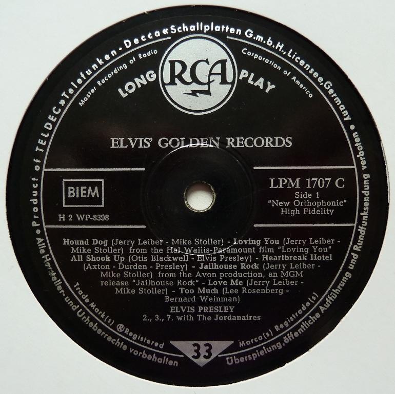 ELVIS' GOLDEN RECORDS Elvisgoldenrecords58sgexk9