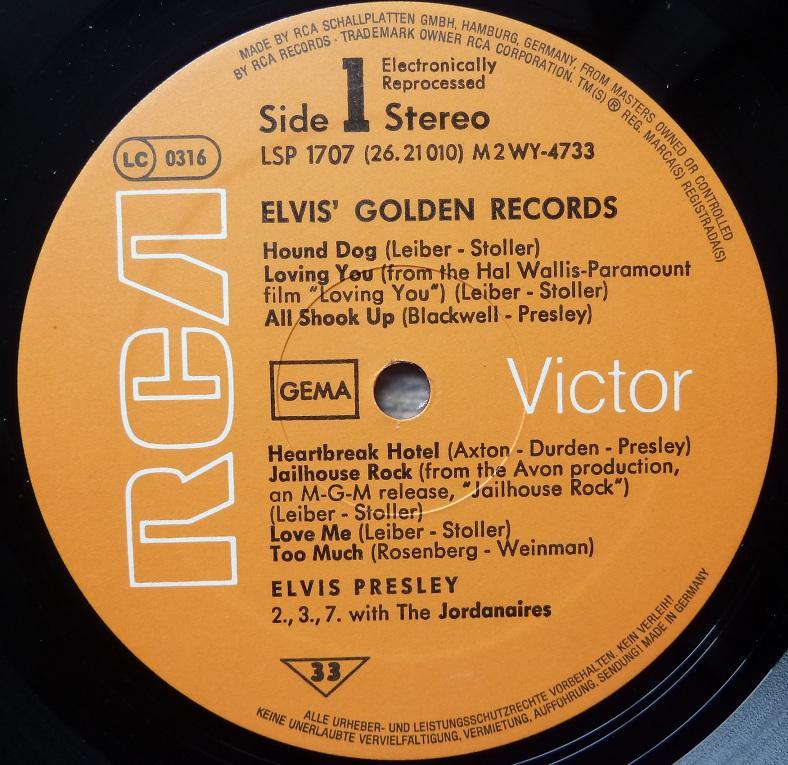 ELVIS' GOLDEN RECORDS Elvisgoldenrecords77semxez