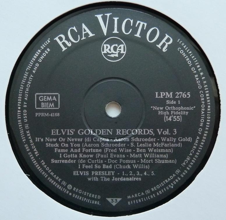 ELVIS' GOLDEN RECORDS VOL. 3 Elvisgoldenrecordsvolcjqci
