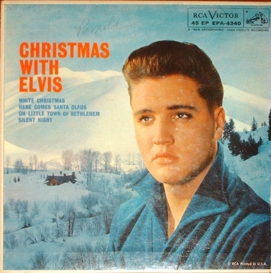 CHRISTMAS WITH ELVIS Epa-4340azoyav
