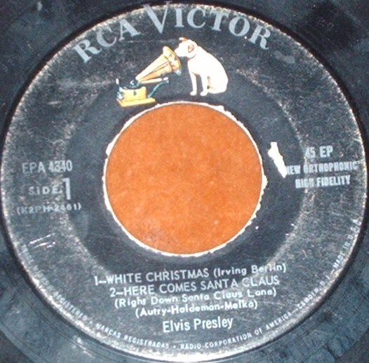 CHRISTMAS WITH ELVIS Epa-4340cc2y0v