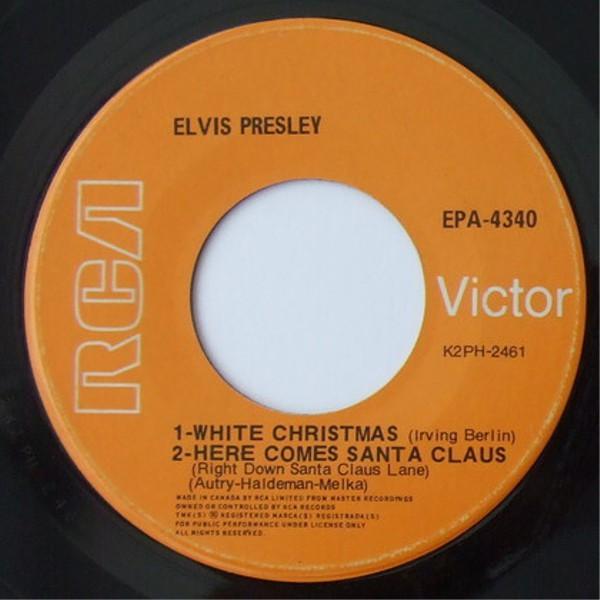 CHRISTMAS WITH ELVIS Epa-4340cnrpbi