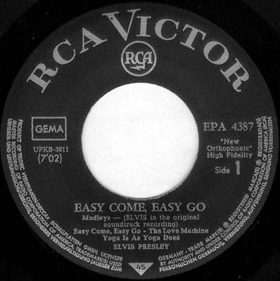 EASY COME EASY GO Epa-4387-3i8ujr