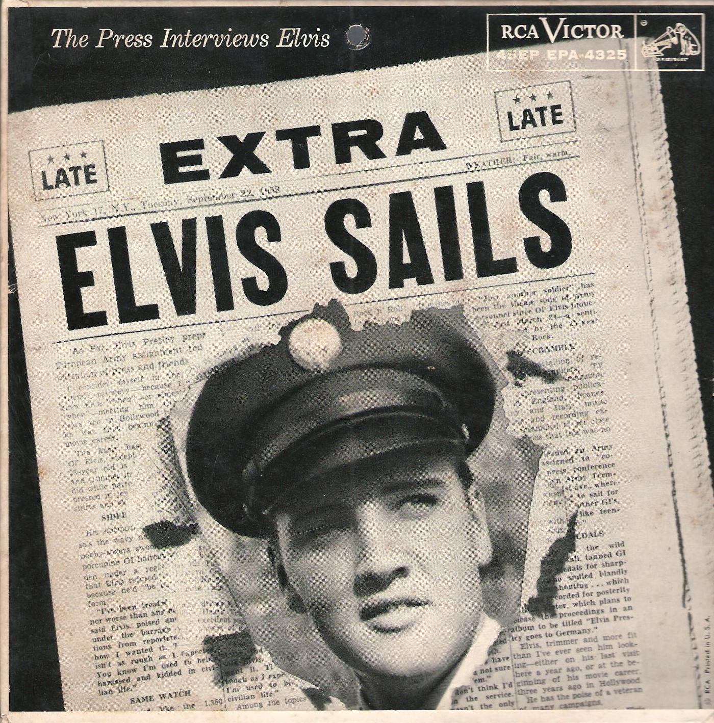 ELVIS SAILS Epa4325av8amn
