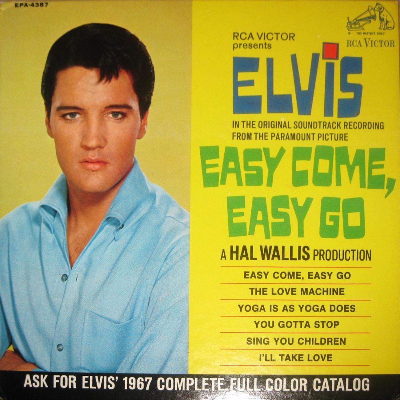 EASY COME, EASY GO Epa4387awbuwp