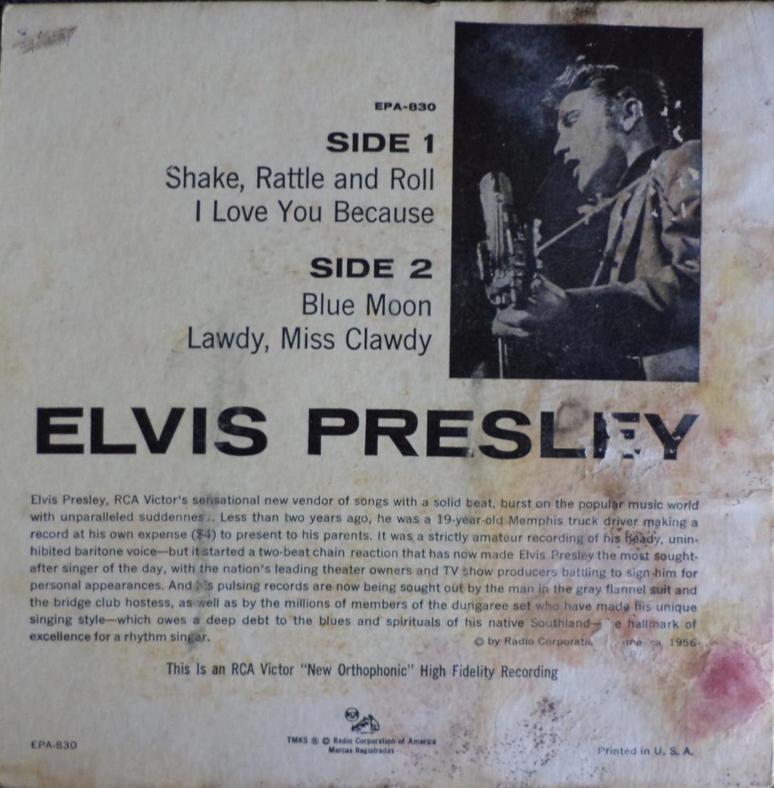Presley - ELVIS PRESLEY Epa830bnbj7u