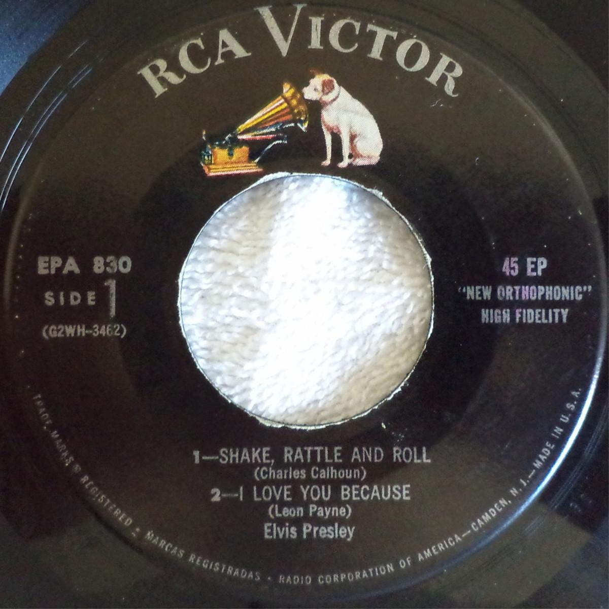 Presley - ELVIS PRESLEY Epa830c7kkhm