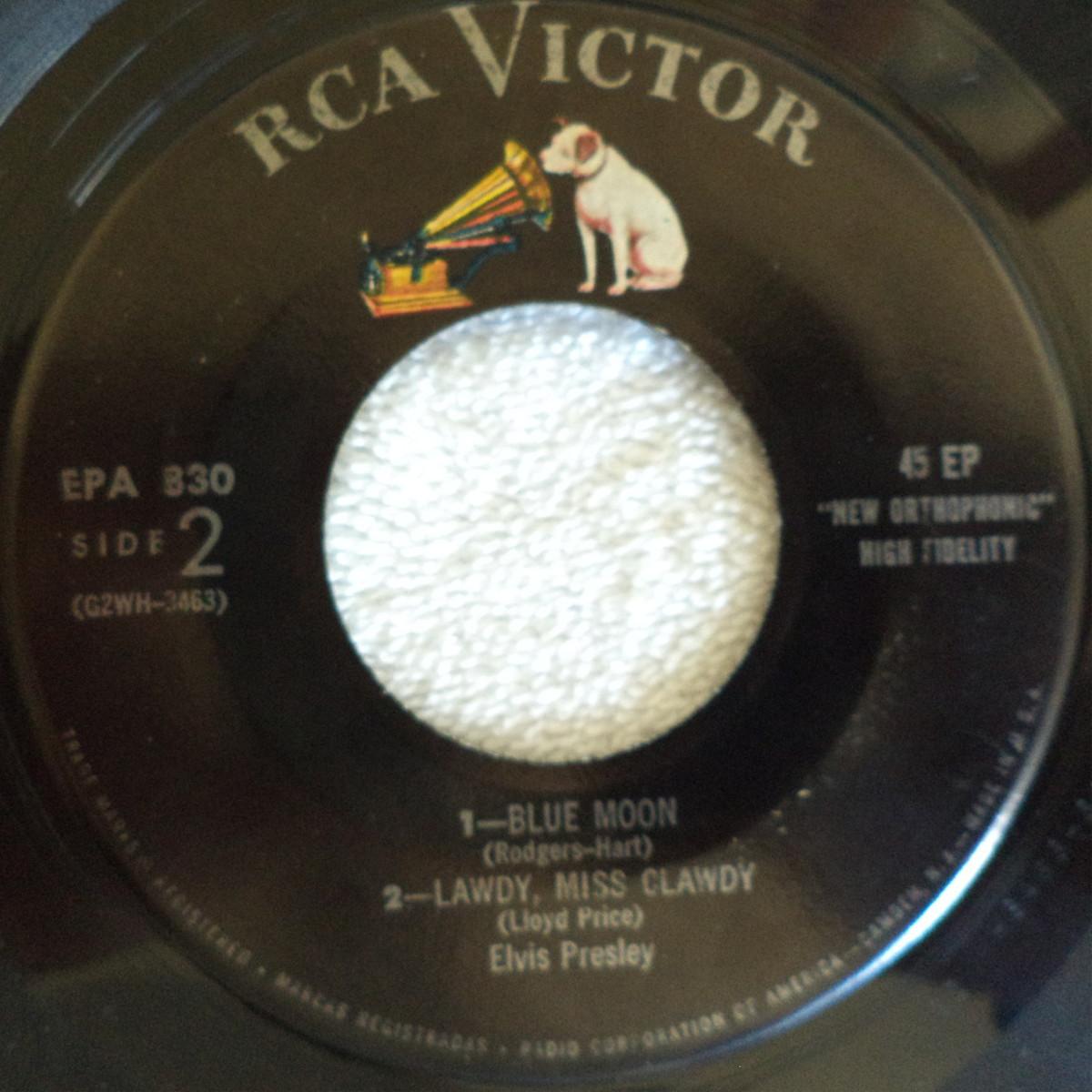 Presley - ELVIS PRESLEY Epa830dizjl6