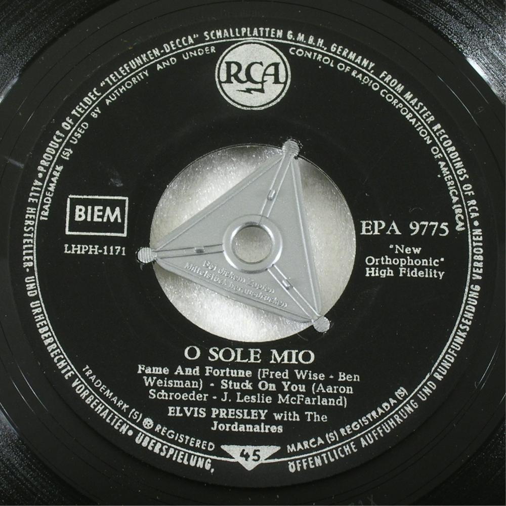 O SOLE MIO Epa9775cb4zb8