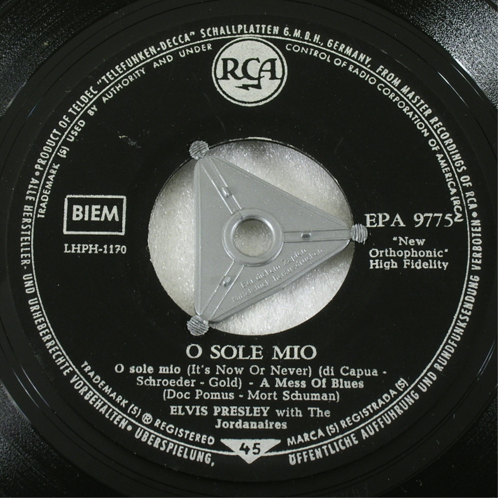 O SOLE MIO Epa9775dfpa9g