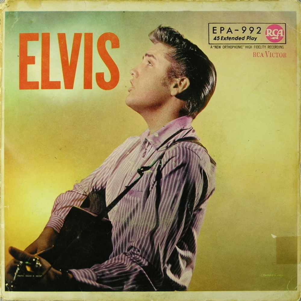ELVIS VOL. 1 Epa992aesukh