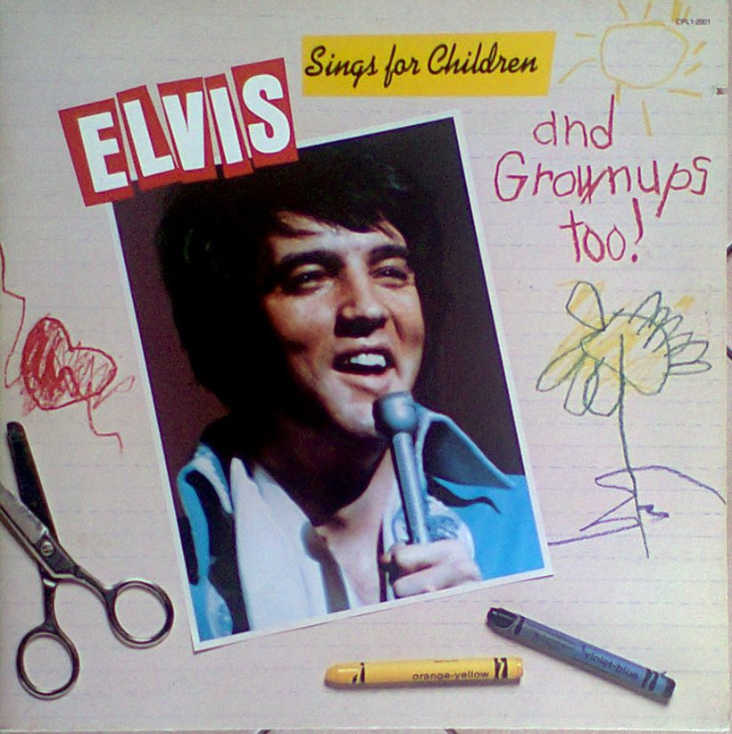 ELVIS SINGS FOR CHILDREN AND GROWNUPS TOO! Esfcxtdv0