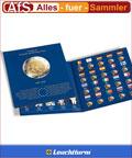 Leuchtturm Sammelalbum für 2 Euro Münzen 10 Jahre WWU