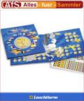 Sammelalbum für 2 Euro Münzen inkl. Stickerset
