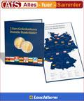 Sammelalbum für ALLE deutschen 2 Euro Gedenkmünzen