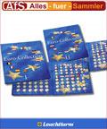 Set Sammelalben für Euro Münzen 24 Euro Euroländer !