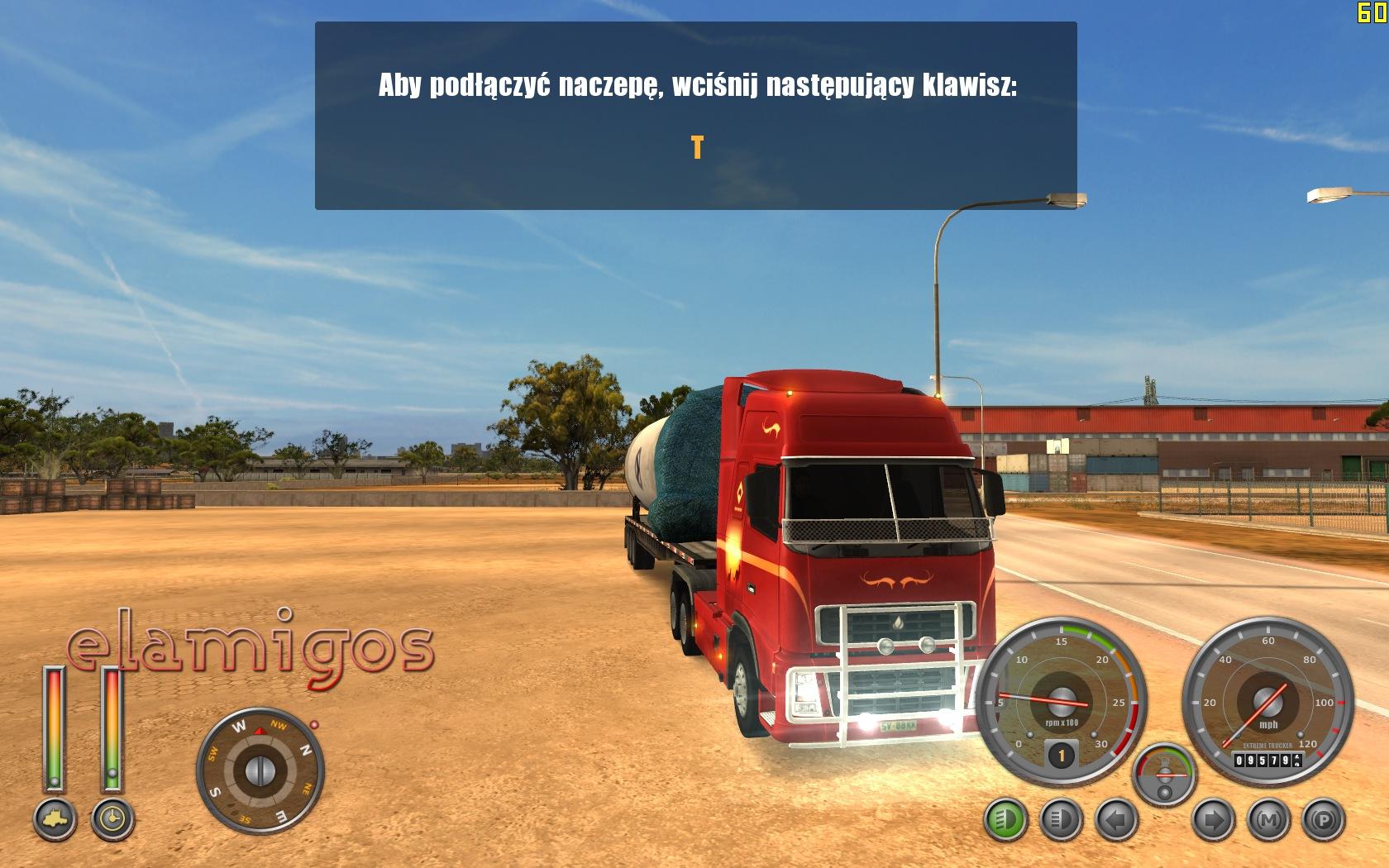 18 Wheels Of Steel: Extreme Trucker 2 (2011) PL.MULTi9.ISO-ELAMIGOS