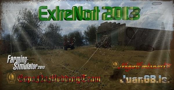 ExtreNort 2013 V 1.0