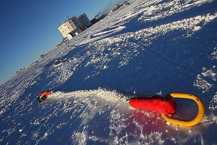 Stacja antarktyczna Concordia 9