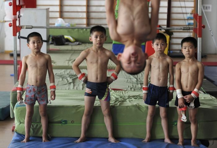 Chińska szkoła gimnastyki #2 7
