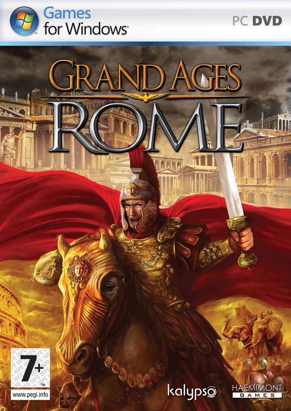 Grand Ages Rome RELOADED