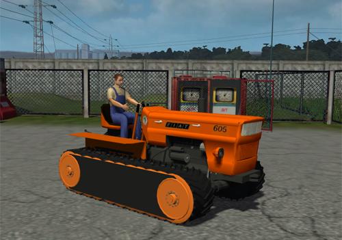 FIAT 605