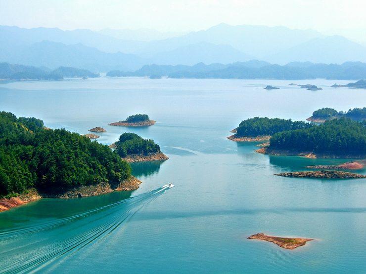 Jezioro Tysiąca Wysp 1