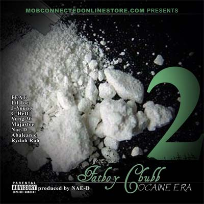 Cover: Fatboy Chubb - Cocaine Era 2-2010-CR