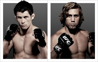 Dominick Cruz (c) (17-1) vs. Urijah Faber (25-4) (Foto via Zuffa LLC)
