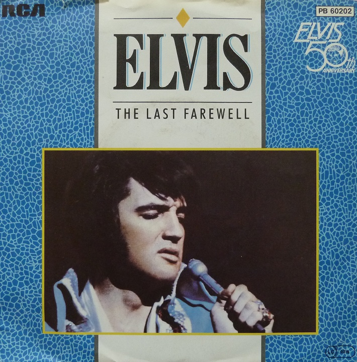 The Last Farewell / It's Easy For You Farewellfrontff705
