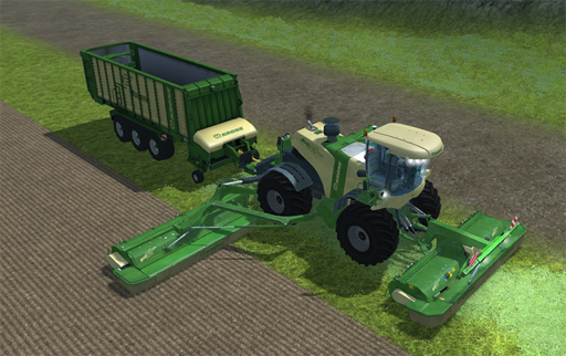 farmingsimulator2013gz5u78 KRONE BIG M 500 ATTACH PRO