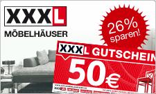 XXXL Quicker Gutschein
