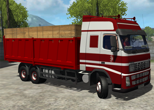 Volvo FH12 Kipper