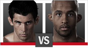 Cruz vs. Johnson (Foto via Zuffa LLC)