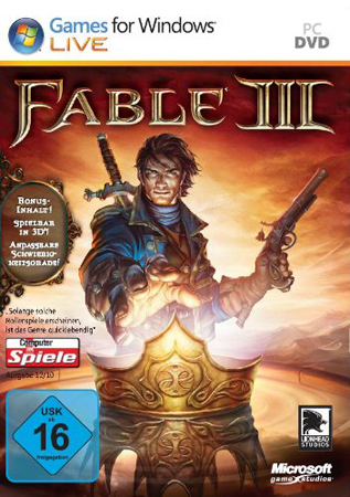 Cover: FABLE.III.GERMAN-POSTMORTEM  *Deutsch/Uncut*