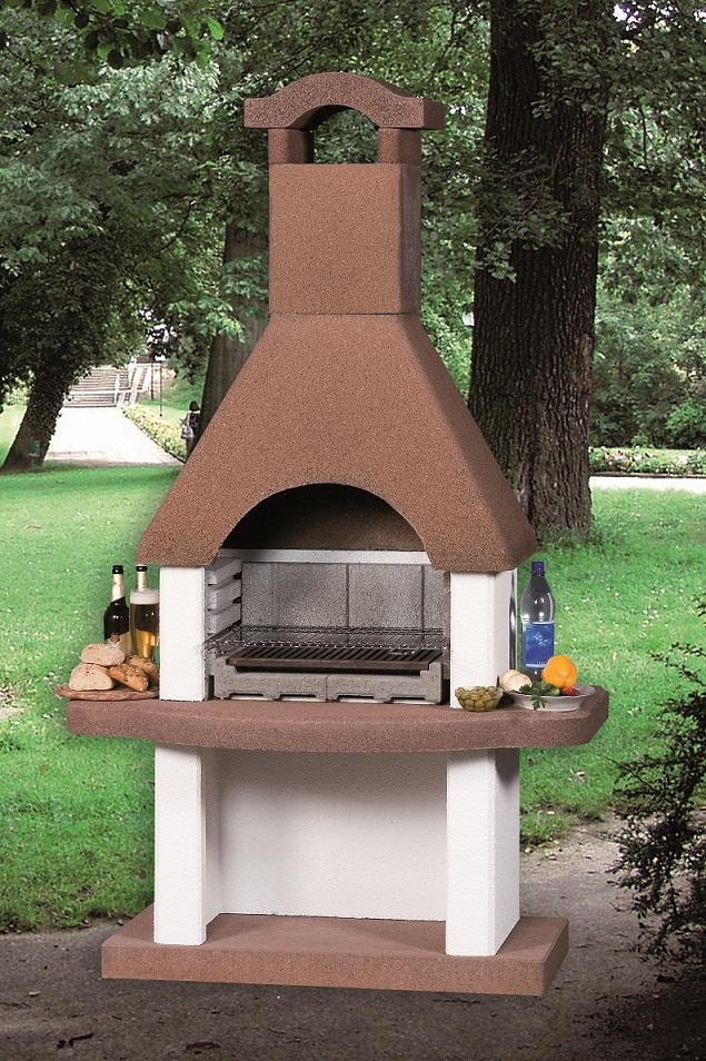 gartengrill grillkamin betongrill finow. Black Bedroom Furniture Sets. Home Design Ideas