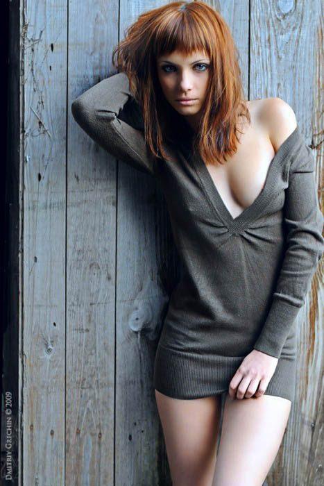 Dziewczyny w sweterkach 36